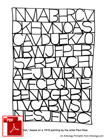 Coloring Book | Art History Coloring Pages | Printable Coloring Pages